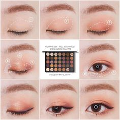 What is Makeup ? What's Makeup ? Generally, what is makeup ? Korean Eye Makeup, Korea Makeup, Cat Eye Makeup, Asian Makeup, Makeup Wings, Makeup Trends, Makeup Inspo, Eyeshadow Base, Makeup Eyeshadow