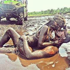 Image result for country couples after mudding