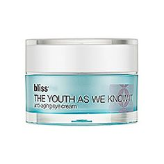 Bliss - The Youth As We Know It™ Anti-Aging Eye Cream  #sephora