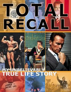 Arn tweeted me that he likes my bottom right pic. I added more! @schwarzenegger #totalrecallbook
