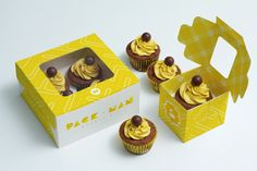 Cupcake Boxes Mockup by Ktyellow  on @originalmockups