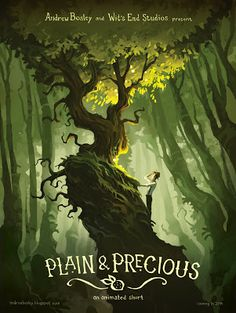 Plain and Precious: An Animated Short...The Teaser Poster is done