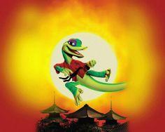 Gex:Enter the Gecko
