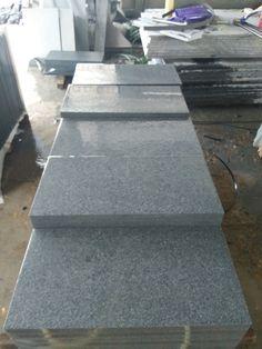 G654 Granite Flamed Paver Stone XRJ