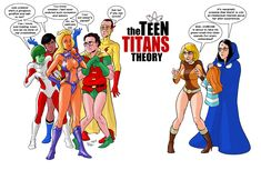 The Teen Titans Theory