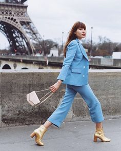 Top Paris Fashion Week Looks We Love » New York Girl Style