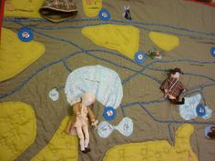 """Detail of the Fenland Lives and Land - """"Living on Land and Water"""" travelling exhibition. Museums, Travelling, Kids Rugs, Detail, Water, Home Decor, Gripe Water, Decoration Home, Kid Friendly Rugs"""