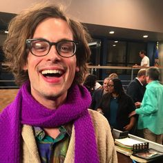 #thegube #matthewgraygubler #cast/crew photo #criminalminds #criminalmindss #criminalmindsset #quixote