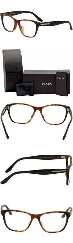 f8c1207fecde Prada PR04TV Eyeglass Frames U6L1O1-54 - Light Havana Spotted Grey