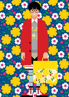 Illustration: Tremendous fashion images by the indomitable Craig & Karl