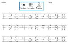 writing numbers formation worksheets sb5006 sparklebox school pinterest number. Black Bedroom Furniture Sets. Home Design Ideas