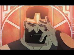 "CGI **Award Winning** 2D Animated Music Vid HD : ""Delta"" - by Wizz/CRCR"