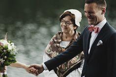 Destination Wedding. Johan & Emelie. Sweden.