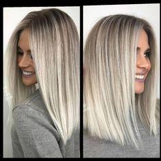 Beautiful colour @hairbykimtran #blondehair #style #iceblonde #hairbykimtran