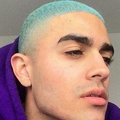 Men Colour Trend - Immer schön bunt die Haare - The Treatment Files DE Change Hair Color, Men Hair Color, Hair Dye Colors, Hair Inspo, Hair Inspiration, Try New Hairstyles, Hair Wax, Dye My Hair, Mode Masculine