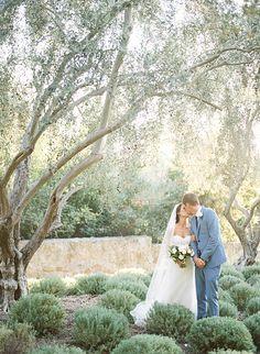 Garden Wedding at San Ysidro Ranch, Santa Barbara - Inspired By This