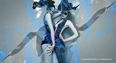 "EDLAND MAN  Photography and Art: ""Pearls 2""  Art Series 2017"