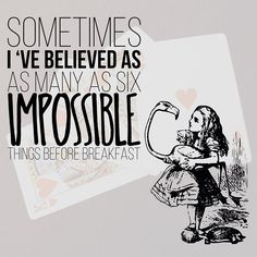 It's Lewis Carrolls birthday so let your imagination run wild! #LoveLearnPlay #lewiscaroll #aliceinwonderland