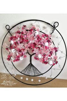 Button Crafts, Tree Of Life, Suncatchers, Wind Chimes, Diy And Crafts, Money Makers, Wreaths, Wire Work, Beads