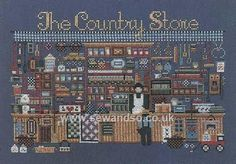 The Country Store - Told in a Garden