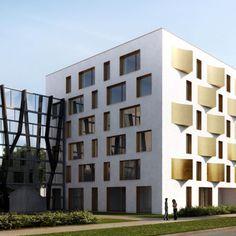 Projekte - GSP Architekten Multi Story Building, Architects, Projects