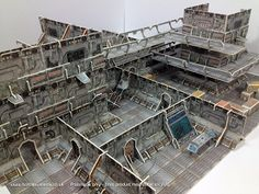 More MDF Terrain Out There