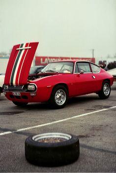 #Lancia Fulvia Sport Zagato