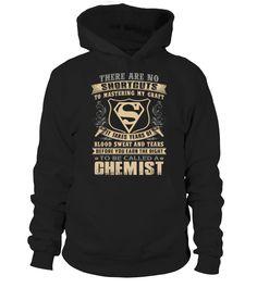 CHEMIST Cool Gifts Job Title