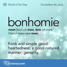 Is there where that name for the cleanser, Bon Ami came from? .