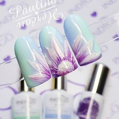 Call Me a Unicorn, See U Later & Alligator by Paulina Hercan, Indigo Young Team #nails #nail #nailsart #indigonails #indigo #hotnails #summernails #springnails #omgnails #amazingnails #effectnails #magicnails #pastelnails #flowerpower
