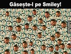 Găsește-l pe Smiley! Smiley, Cinderella, Memes, Link, Funny, Emoticon, Ha Ha, Meme, Hilarious