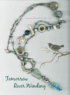 Treasures Found :: Inspiration is Everywhere: Tomorrow River Winding