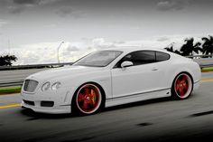 Bentley on Custom Sevas R5