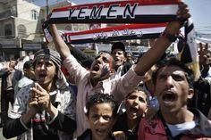 Guerra en Yemen, los Huthis — MBC Times