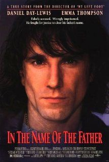 In the Name of the Father (1993) Poster  Rated R  8.1  A man's coerced confession to an IRA bombing he did not commit results in the imprisonment of his father as well. An English lawyer fights to free them.