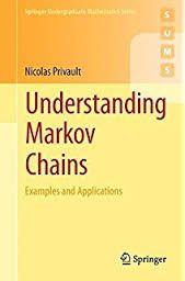 Resultado de imagen para BOOKS AND PDF ON Markov Chains: Gibbs Fields, Monte Carlo Simulation, and Queues