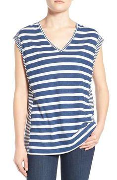 Two by Vince Camuto Stripe Tee