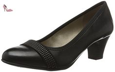 Softline 22464, Escarpins Femme, Noir (Black 001), 36 EU - Chaussures softline (*Partner-Link)