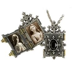 Orthodox Icon Locket Necklace 17-P341 - Buy from By The Sword, Inc.  46