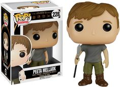 Peeta Mellark Pop Vinyl   The Hunger Games Pop! Vinyl   Popcultcha