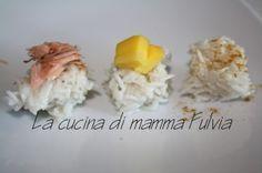 Riso al latte di cocco #finger #food #coconut #rice