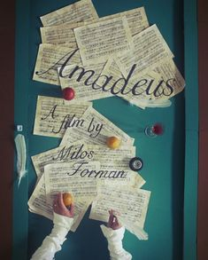 Amadeus Film Poster - Original Artwork by Jordan Bolton Original Artwork for the film Amadeus directed by Milos Forman about the relationship between Wolfgang Amadeus Mozart (Tom Hulce) and Original Movie Posters, Movie Poster Art, New Poster, Film Posters, Original Artwork, Tom Hulce, Film Poster Design, Alternative Movie Posters, Alternative Art