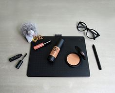 When you run out of props and think to yourself why not the wacom tablet & organic bunny 🐰 key chain  That keychain is cute right  #hushanddotti  #summerlook #fashion #skincare  #makeup  #greenbeauty  #cleanbeauty  #veganbeauty  #organiclipstick #cosmetics  #zerotoxins  #skincaretips  #wacom #lipgloss #beauty #makeuplove #organiclife #veganlipstick  #sunmerstyle #crueltyfree  #nontoxiclipstick  #summervibes #avocado #fridaymakeup #naturalbeauty  #summerfun #organicbunny #fashionweek  #nyfw