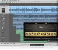 Logic Studio.  production software of choice. #Apple #Logic #Studio