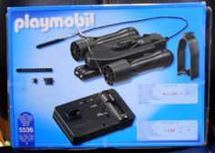 PLAYMOBIL RC Underwater Motor Building Kit #Playmobil