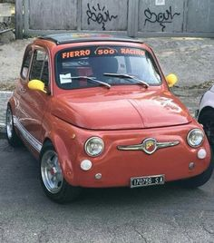 432 Best Fiat 500 Old Images In 2019 Cars Fiat Abarth Autos