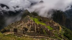 Machu Picchu - one of the must-see places in the world. 12 of the Most Scenic Train Rides in the World