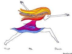 Trust the Dance http://dharmacomics.com/dharma-comics/trust-the-dance/