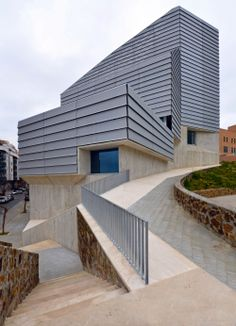 Biblioteca Pública de Ceuta / Paredes Pedrosa © Manuel García de Paredes