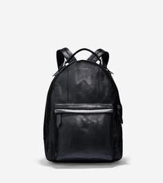 Cole Haan Truman Backpack www.colehaan.com